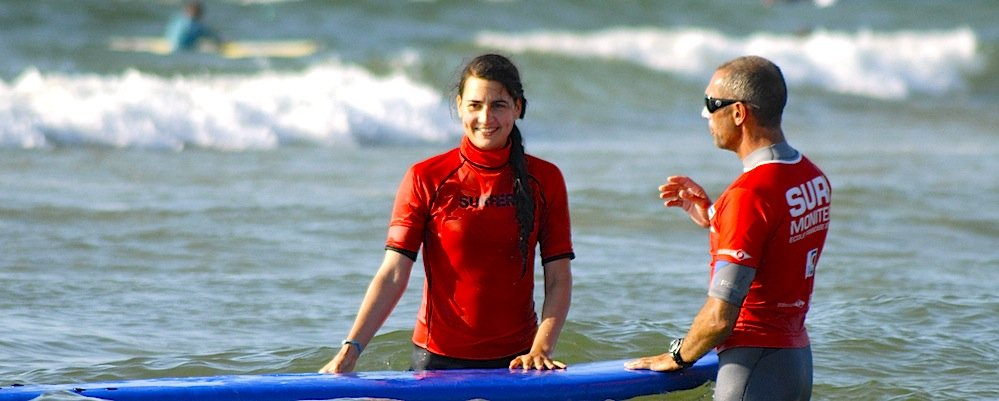 Private Individual Surf Lessons, Hossegor, France With Troy Ferry