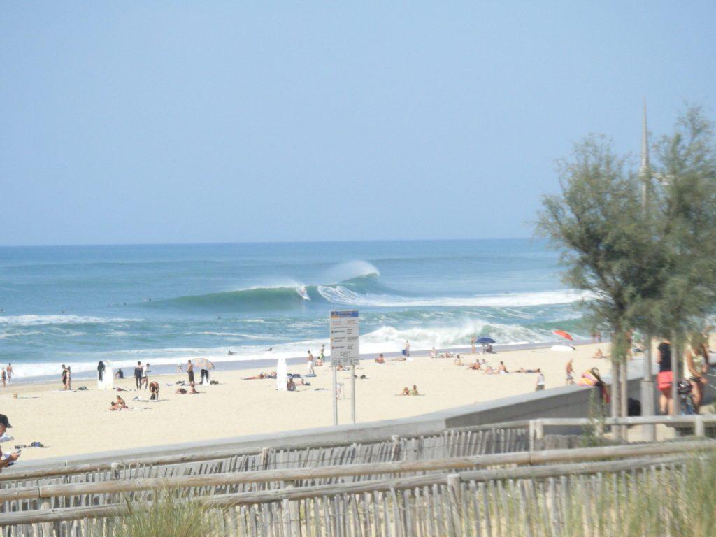 surf lessons hossegor