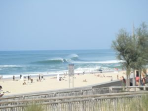 Surf Spot Guide of Hossegor S.W.France