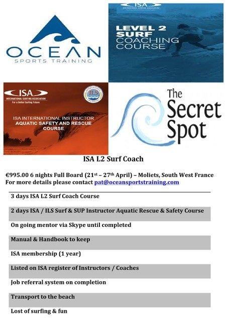 isa-se-level-2-surf-instructor-course-france
