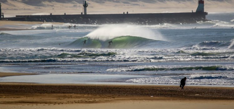 Spring Surfing in Hossegor