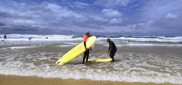 Surf report for July 2021